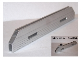 "25 1/2"" long Aluminum Jig Fence. Includes Free Tape Measure"